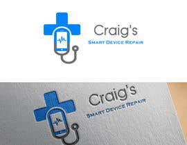 #19 for Design a Logo for a Mobile Phone Repair company af DamirPaul