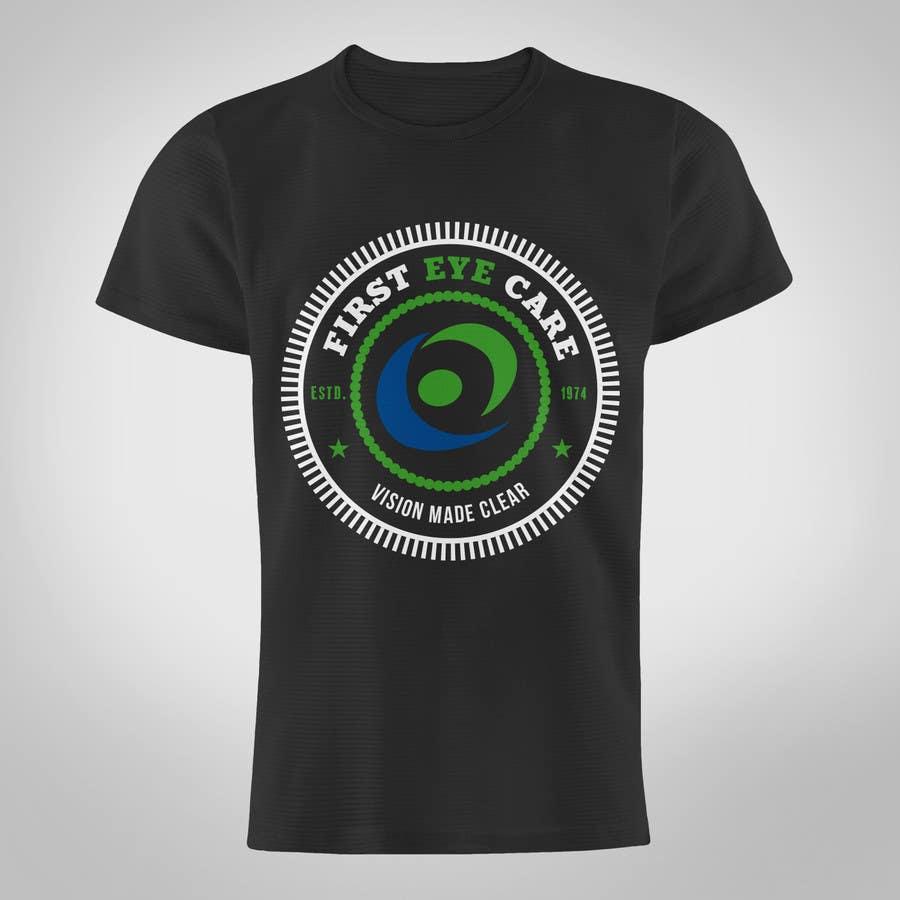 Konkurrenceindlæg #40 for Optometry tshirt