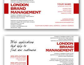 #45 per Business Card Design for London Brand Management da sreekanthize
