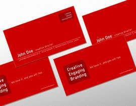 #29 dla Business Card Design for London Brand Management przez childgone