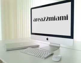 #41 for Design a Logo for a Real Estate business, Area22Miami by vasked71