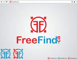 #71 for Design a Logo for FreeFind.ca af HammyHS