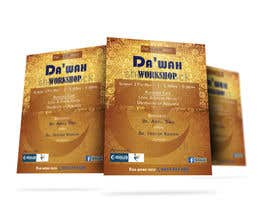 "#34 for ""Da'wah Workshop"" - Islamic Flyer by HebaWadud"
