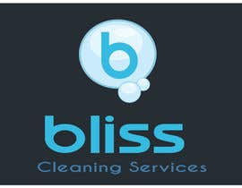 #39 untuk Design a Logo for Bliss Cleaning Services oleh sunsetart