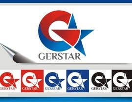 #124 for Design a Logo for Gerstar by indraDhe