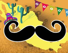 #68 para Draw The moustache! The crazy mexican contest! por graphula