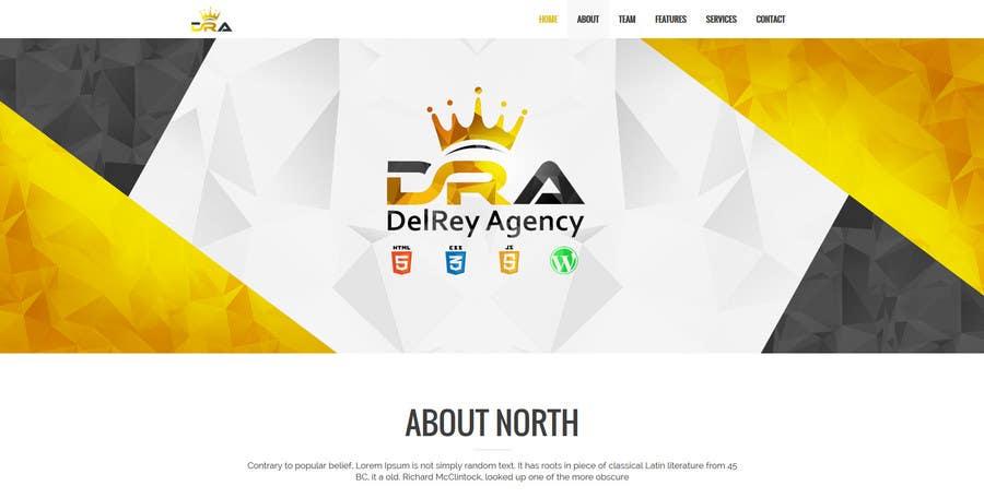 Bài tham dự cuộc thi #1 cho Design a Banner for delreyagency