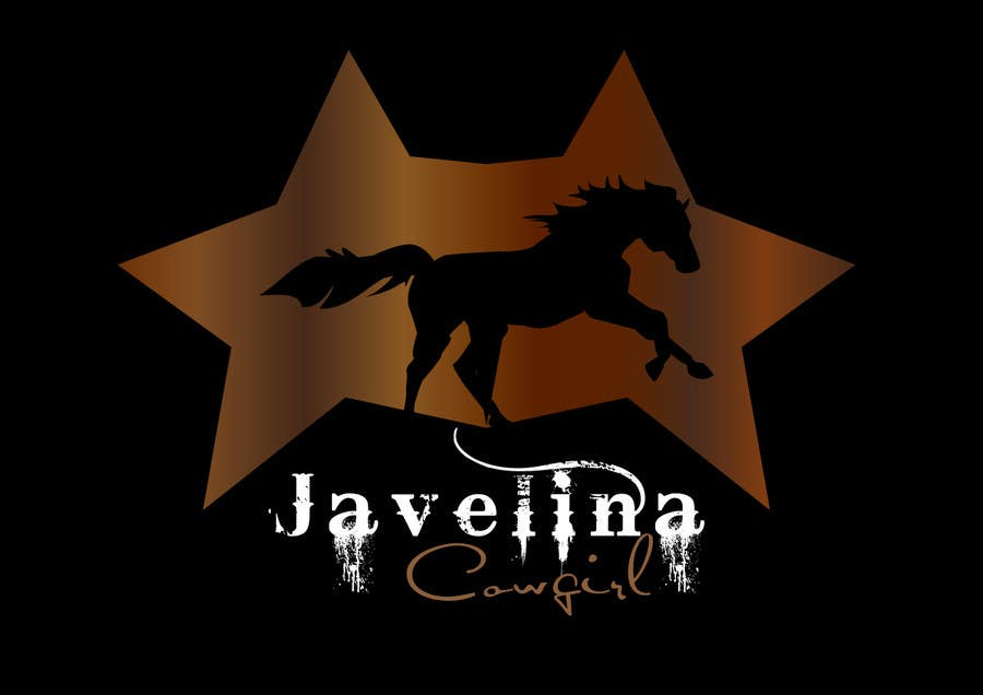 Contest Entry #                                        97                                      for                                         Design a Logo for Javelina Cowgirl (Online Shop)