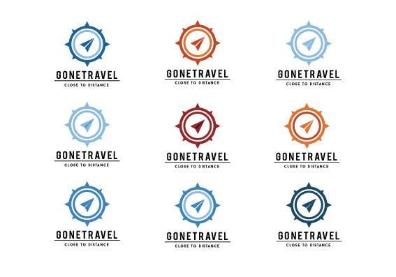 Konkurrenceindlæg #                                        322                                      for                                         Travel Webpage Branding (Logo & Name)