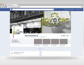 #26 for Design a Facebook cover for Novo CPC Brasileiro af nmedan