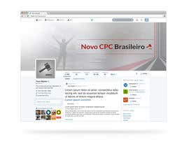 #7 for Design a Facebook cover for Novo CPC Brasileiro af amirkust2005