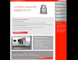 #106 para Website Design for Ebackup.me Online Backup Solution por dareensk