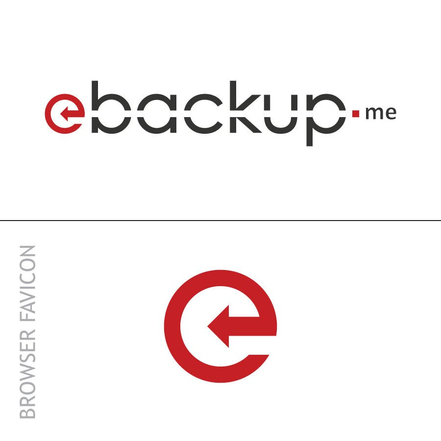 Конкурсная заявка №101 для Website Design for Ebackup.me Online Backup Solution