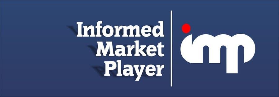 Inscrição nº                                         2                                      do Concurso para                                         Design a Logo for Informed Market Player