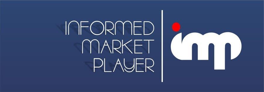 Inscrição nº                                         9                                      do Concurso para                                         Design a Logo for Informed Market Player