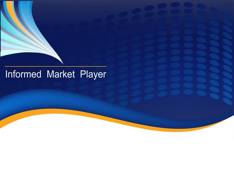 Proposition n°5 du concours Design a Logo for Informed Market Player