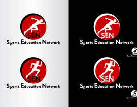 "#57 para Design a Logo for company name ""Sports Education Network"", in short SEN. por illidansw"