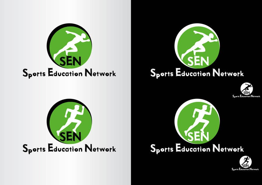 "Bài tham dự cuộc thi #                                        59                                      cho                                         Design a Logo for company name ""Sports Education Network"", in short SEN."