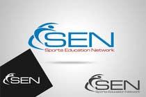 "Bài tham dự #43 về Graphic Design cho cuộc thi Design a Logo for company name ""Sports Education Network"", in short SEN."