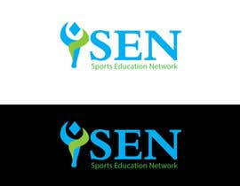 "#49 for Design a Logo for company name ""Sports Education Network"", in short SEN. by jeganr"
