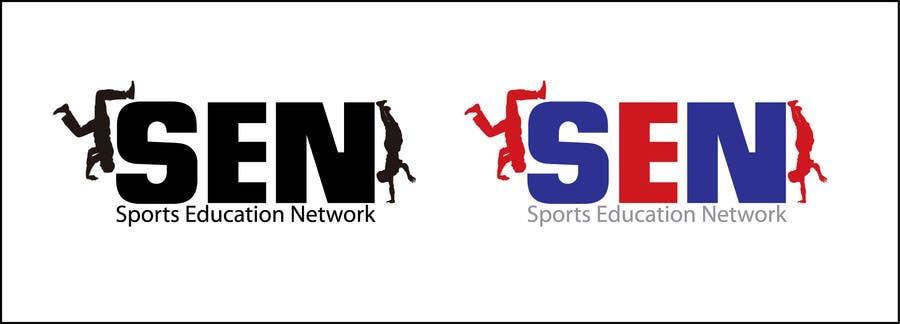 "Bài tham dự cuộc thi #                                        60                                      cho                                         Design a Logo for company name ""Sports Education Network"", in short SEN."