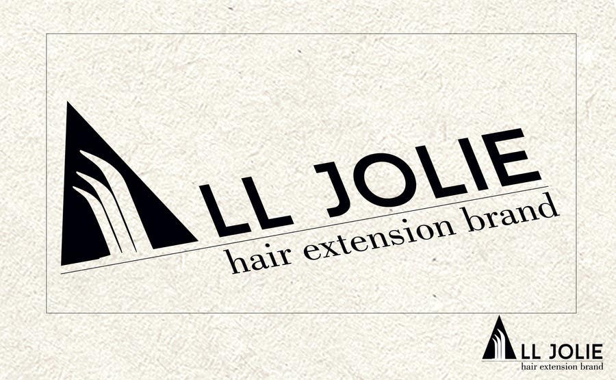 Konkurrenceindlæg #15 for Design a Logo for Female Hair Beauty Product