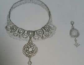#3 untuk Need a sketch of Jewelry from given image oleh Rzhex