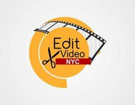 #20 para Design a Logo for Edit Video NYC por jogiraj
