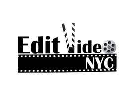 #55 para Design a Logo for Edit Video NYC por TmGraph
