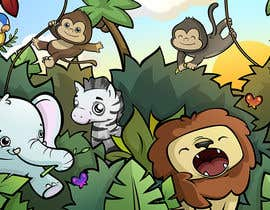 #14 cho Jungle Designs bởi abdolilustrador