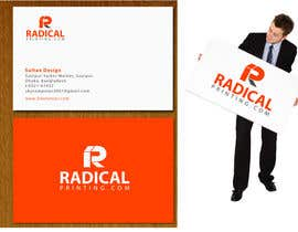 #28 for Design a Logo for RadicalPrinting.com af sultandesign