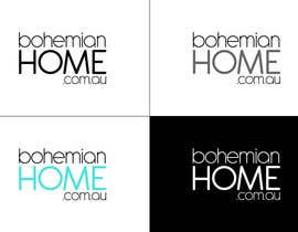 #71 для LOGO design for www.bohemianhome.com.au від themla