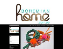 #170 för LOGO design for www.bohemianhome.com.au av dyeth