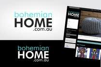 Graphic Design Contest Entry #162 for LOGO design for www.bohemianhome.com.au