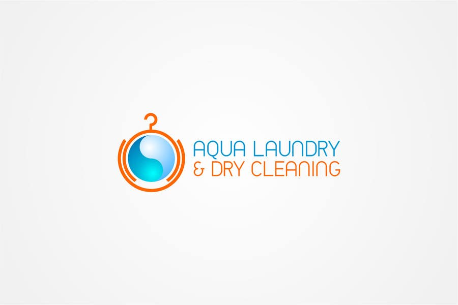 Contest Entry #                                        68                                      for                                         Design a Logo for AQUA LAUNDRY & DRY CLEANING