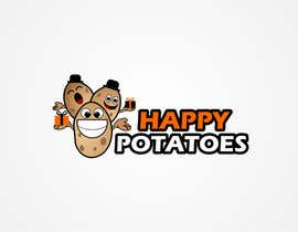 omenarianda tarafından Design a Logo for Happy Potatoes Gift store için no 25