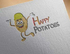 #11 for Design a Logo for Happy Potatoes Gift store af ashannipun8