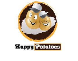 abutt1974 tarafından Design a Logo for Happy Potatoes Gift store için no 29