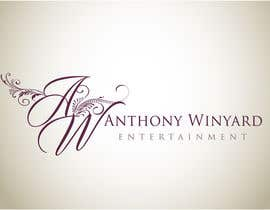 #17 for Graphic Design- Company logo for Anthony Winyard Entertainment af tania06