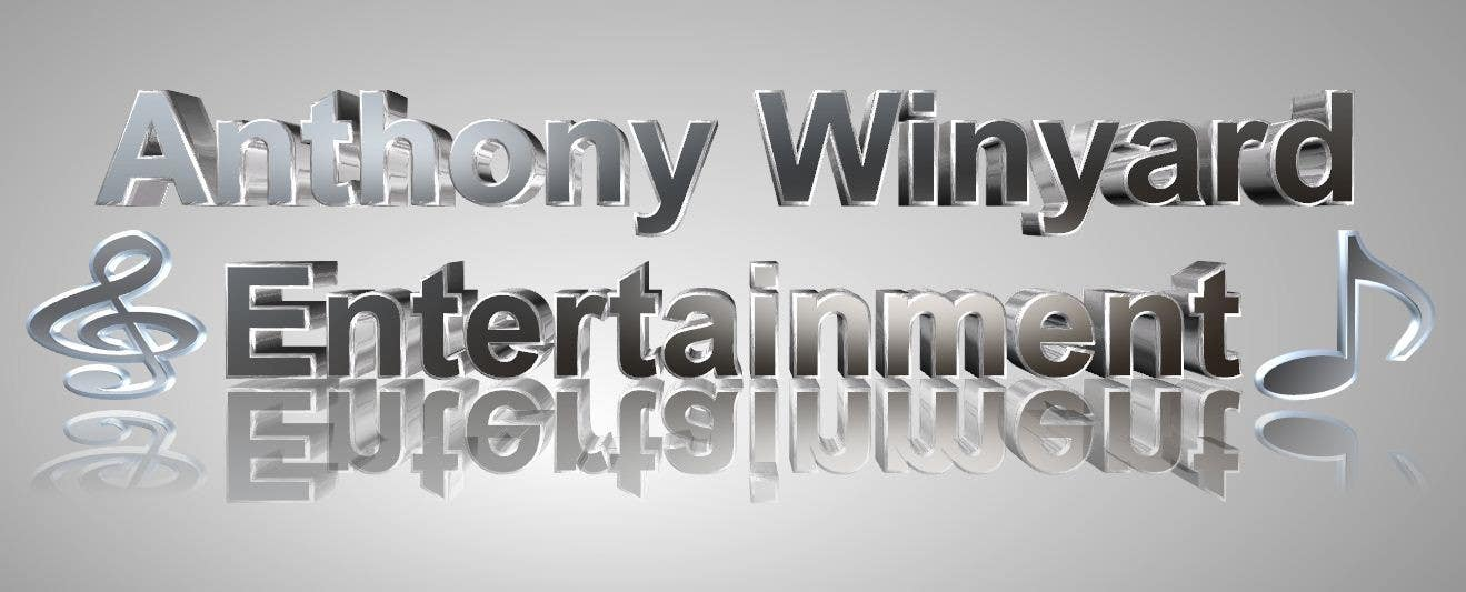 Konkurrenceindlæg #                                        166                                      for                                         Graphic Design- Company logo for Anthony Winyard Entertainment