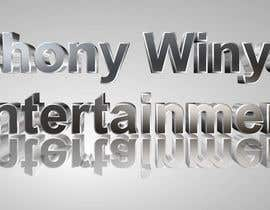#166 para Graphic Design- Company logo for Anthony Winyard Entertainment de nekros