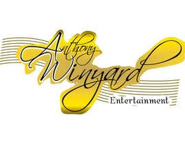 #229 pentru Graphic Design- Company logo for Anthony Winyard Entertainment de către racsoftdensity