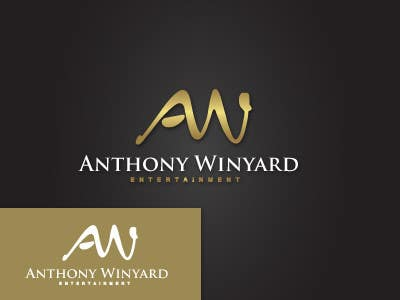 Konkurrenceindlæg #                                        160                                      for                                         Graphic Design- Company logo for Anthony Winyard Entertainment