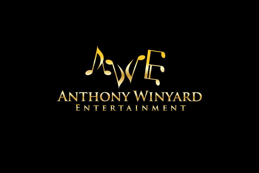 Konkurrenceindlæg #                                        40                                      for                                         Graphic Design- Company logo for Anthony Winyard Entertainment