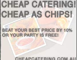 #5 for Design a Banner for cheapcatering.com.au by AestheticCommons