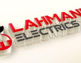 #28 para Design a Logo for  Lahmann Electrics por shawky911
