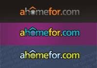 Graphic Design Entri Peraduan #87 for Design a Logo for ahomefor.com