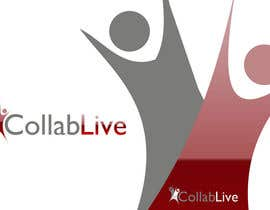 #11 untuk Logo and Brand Design for CollabLive oleh michelleamour