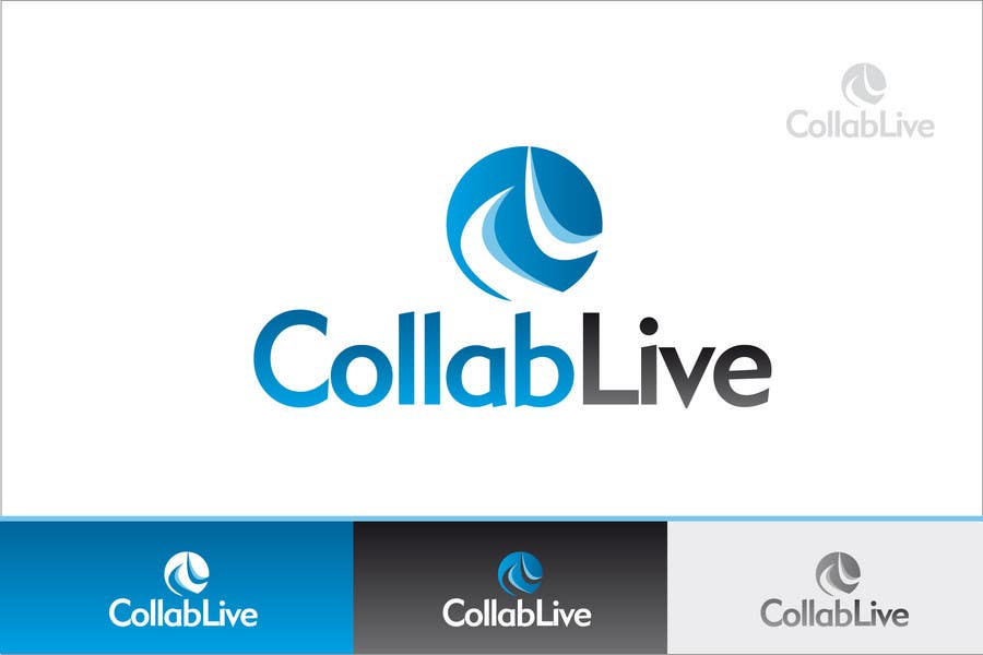 Contest Entry #16 for Logo and Brand Design for CollabLive