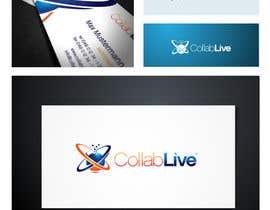 #58 para Logo and Brand Design for CollabLive de maidenbrands